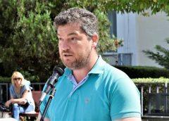 Επίσκεψη Βασιλακάκη στο ΓΕΛ Ευρωπού και ΕΠΑΛ Αξιούπολης