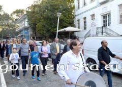 Λαμπαδηδρομία για την απελευθέρωση της Γουμένισσας