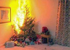 Αποφυγή πυρκαγιάς κατά την περίοδο των εορτών