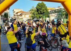 Ευεξία και βόλτες στη 2η Ποδηλατάδα του Δήμου Κιλκίς