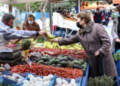 Έκτακτη μεταφορά ημέρας λειτουργίας λαϊκής αγοράς Γουμένισσας